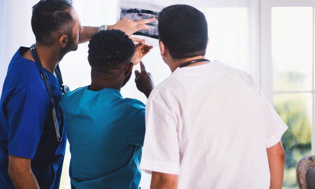 Wizyta u lekarza sportowego